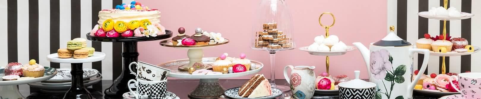 Kuchen steht
