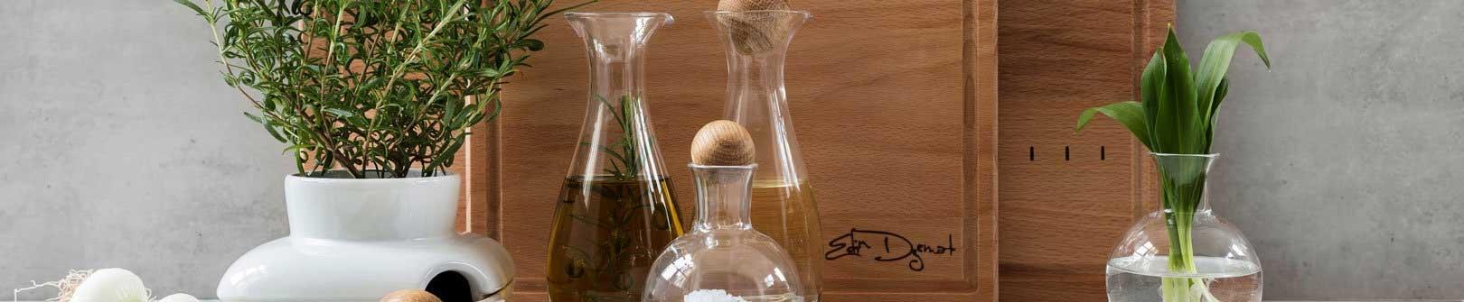 Essig & Ölflaschen