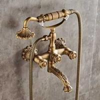 Antikes Duschset