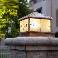Säulenlampe
