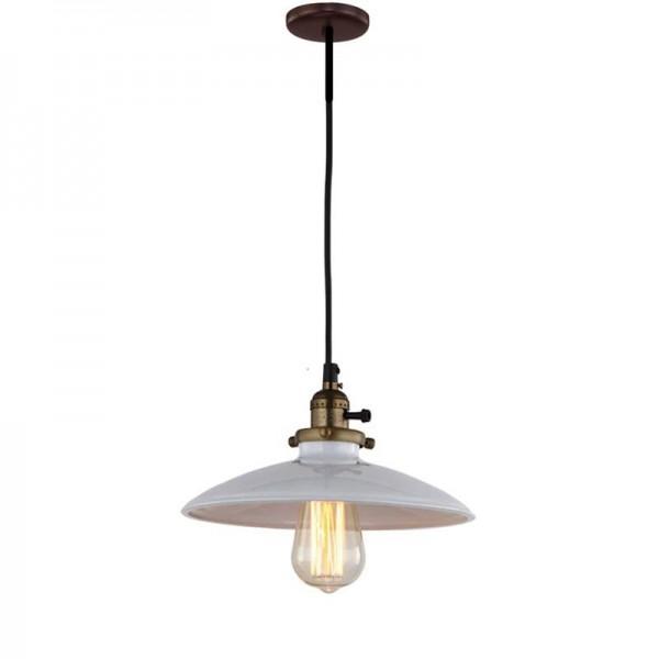 Kreatives Tropfenlicht der bunten Pendelleuchte des industriellen Stils LED für Inneneinrichtungsgeschäft Bar mit 6W warmem E27 Edison führte Lampe