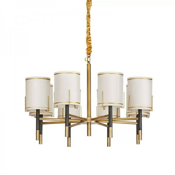Moderne 8 kopf pendelleuchte kreative e14 3 watt led lampe led droplight living home leuchte shop einfachen stil