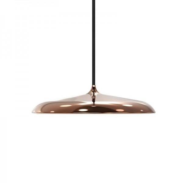 Nordic Pendelleuchten postmodern Dia.40cm weiß schwarz pink Lampenschirm Lighting Loft Lamparas Esszimmer Pendelleuchte warmweiß
