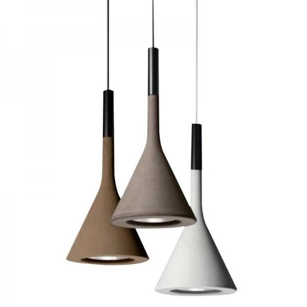 Nordic post moderne hornform harz lampenschirm pendelleuchten wohnzimmer esszimmer macarons bunte schöne led hängelampe