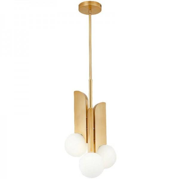 Nordic einfache drei kopf pendelleuchten wohnzimmer postmodernen milchweiß glasschirm gold lampenkörper droplight e27 led lampen