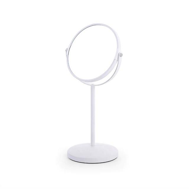6,5-Zoll-Schminkspiegel Desktop einfach Zierspiegel doppelseitigen Spiegel Kosmetikspiegel wx8161450