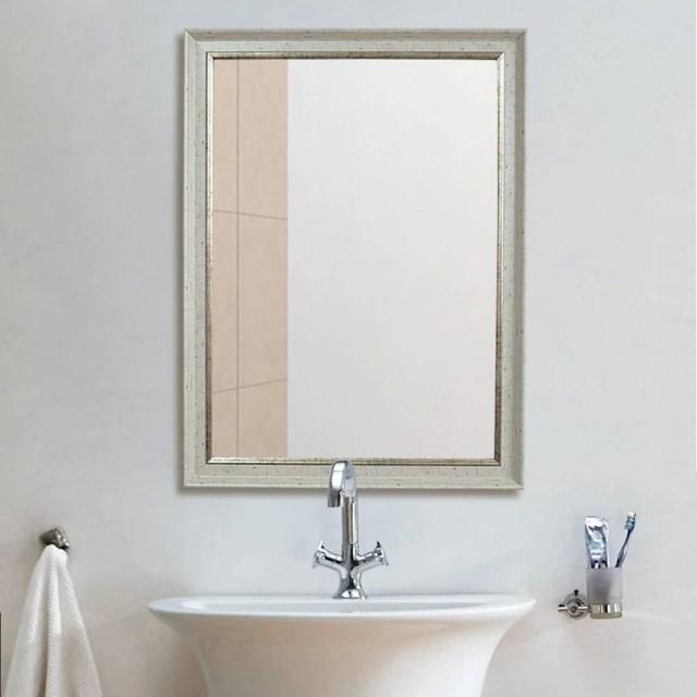 Retro Badezimmerspiegel Wandbehang Wohnzimmer Schlafzimmer Kosmetikspiegel Restaurant Hotel Badezimmerspiegel wx8221522