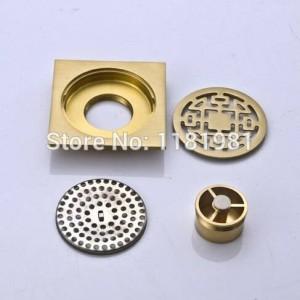 10 mm * 10 mm Ausgefallene Konstruktion Geruchsbeseitigung / Entfeuchtungsablauf & Einzelhandel WL-3018