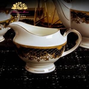 15 STÜCKE Knochen Kaffeetasse europäischen Stil Teetasse Keramik Englisch Nachmittag Tasse Kaffee-Set