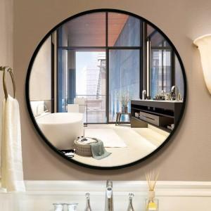 A1 badezimmerspiegel wc wandspiegel stil kreis wand schlafzimmer wohnzimmer wc bilden spiegel wx8221848