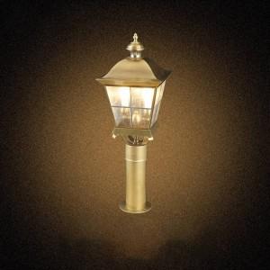 Alle Kupfer Landschaft Beleuchtung Europa Stil Villa Garten Veranda E14 Lampe Garten Wiese Lampe Outdoor Wasserdichte Beleuchtung
