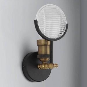 Amerikanische kreative Retro Wandleuchte Klassische Auto Lichtform Industrielle Wandleuchte Lampe Schlafzimmer Nachttisch Gangbeleuchtung Leuchten