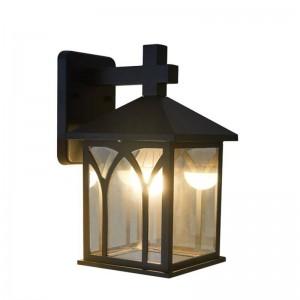 Amerikanischen Stil E27 LED Wandleuchten Wohnzimmer Wanddekoration Lampe Schlafzimmer Nacht Eisen Glas LED Lampe Beleuchtung