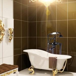 Badewannenarmaturen Schwarz Zwei Griffe Badezimmer Duschset Bodenmontage Badezimmerkran Duschbrause Massivem Messing Mischbatterie 9509