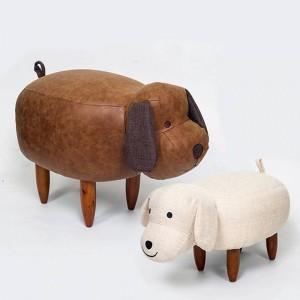 Großer Verkauf! Massivholz Nordic Schuh Hocker Hocker Stuhl Leder Sofa Ottomane Sitzsack Kind Spielzeug Lagerung Hocker Wohnkultur Möbel