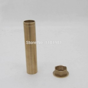 Messing Material Hohe Qualität Bad Wasserhahn Install Teile Montieren Mutter Wasserhahn Montieren Install Teile 15CMXS10