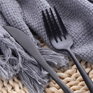 24-tlg. Edelstahl SUS304 Besteckset für Zuhause / Küche / Restaurant / Hotel Stilvoller Besteckservice für 8 Personen