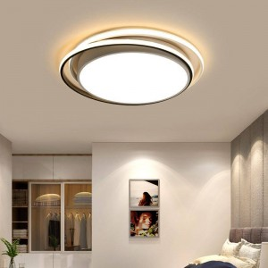 Deckenleuchten für Wohnzimmer lamparas de techo colgante moderna LED-Deckenleuchte Dimmbares Licht mit Fernbedienungen