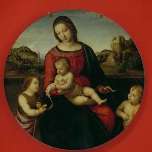 Keramikplatten Berühmte Maler Rapheal Jungfrau Maria Religiöse Katholische Lünette Heilige Muttergottes Wand Wohnkultur Malerei