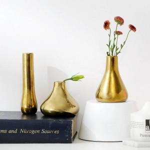 Vasen Dekorative exotische Bodenvasen Blumenarrangements Vase Blumentopf