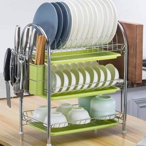 Aufbewahrungszubehör Kühlschrank Kuchnia Mutfak Malzemeleri Abtropfgestell Cuisine Cozinha Kitchen Organizer Kitchen Rack