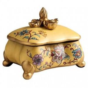Kreative Schmuck Aufbewahrungsbox Dekorative Home Wohnzimmer Dekorationen Display Geburtstagsgeschenk