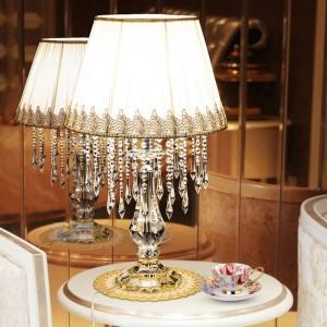 Kristall Hochzeit Tischdekoration Lampen Led Küchentisch Licht Halloween Maniküre Touch Tischlampe Weihnachtsdekoration Lichter