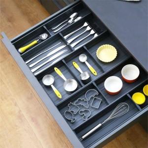 Abtropffläche Kühlschrank Geschirr Scolapiatti Spices Organizer Kühlschrank Lagerung Spüle Organizer Küche Küche Küchenregal