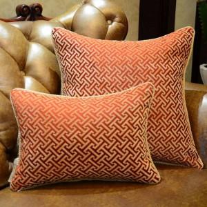 Europäischen Luxus Elegante Geometrie Sofa Dekorative Kissen Kissenbezug Wohnkultur Almofada Cojines Decorativos Empfehlen