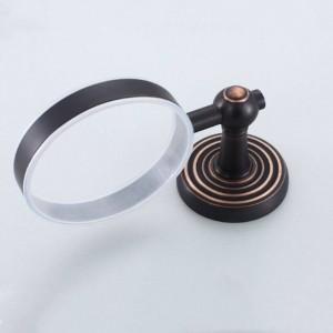 Europäischen Stil Schwarz Toilettenbürstenhalter Massivem Messing WC Toilettenbürste Bad Produkte Badzubehör Nützliche HJ-1209