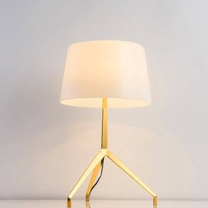 Mode-Design neue kurze moderne Dekoration Tischlampe Tischleuchte Schlafzimmer Licht einfaches Zuhause dekorative Tischlampe