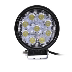 42W 7 Zoll LED-Arbeitslichtleiste 14 x 3W LED-Chip Flood Spot Beam Scheinwerfer Offroad Light Bar Fit ATV Außenleuchte