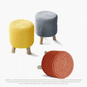 Handmade Kreative Moderne Kinder Holz Hocker Hocker Stuhl Wohnzimmer Dekoration Für Kinder 1