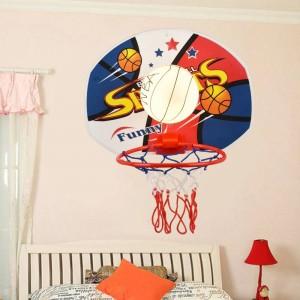 kindergarten basketball lampe wandleuchte für esszimmer kinderzimmer lampe kinderzimmer net wandleuchte glas wandleuchte