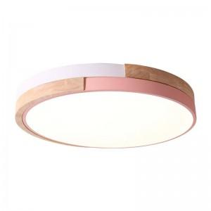LED Modern Acryl Alloy Round 5cm Super Dünne LED Lampe. LED Licht. Deckenleuchten. LED Deckenleuchte. Deckenleuchte Für Foyer Schlafzimmer
