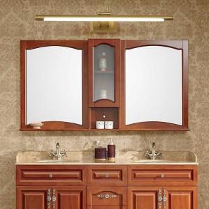 Kupferspiegel Scheinwerfer American Bathroom LED Kabinett Lampe Nordic Makeup Hanglamp Home Deco Wandleuchte Leuchte