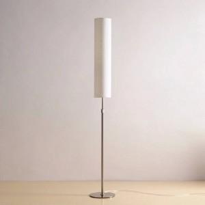 Moderne Stehlampe Minimalist Edelstahl Stehlampen für Wohnzimmer Lesebeleuchtung Loft Eisen Stehleuchte E27 LED Lampe