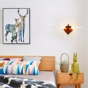 Moderne led wandleuchten 110 v 220 v aluminium spiegel scheinwerfer schlafzimmer wohnzimmer wandleuchten korridor innenbeleuchtung dekoration