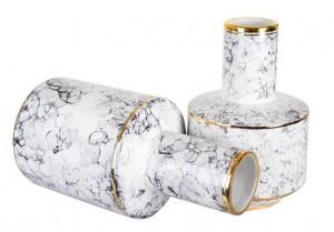 Moderne licht luxus keramik vase modell dekoration situation weiche dekoration geschenk