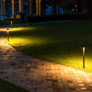 Pilzform führte Rasen-Lampe Wasserdichter Gehweg führte Pilz-Landschaftslicht Garten-Landhaus geführte Bar-Beleuchtungsbahn-Lampe im Freien