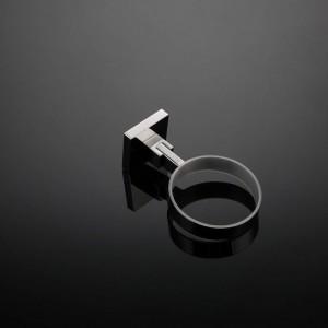 Toilettenbürste 304 Edelstahl Wandhalterung Toilettenbürstenhalter langer Griff Toilettenbürste Badzubehör 9175K