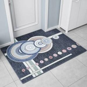 Nordic Mat Fußmatte Tür Eingangstür Fußpolster Home Hall Wohnzimmer Schlafzimmer Fußmatte Typ