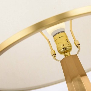 Nordic Studie LED Tischleuchte Post modernen amerikanischen Marmor kreative Wohnzimmer Schlafzimmer Nachttuch Kunst LED E27 Lampe Schreibtisch Licht