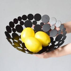 Nordischen Stil Moderne Luxus Metall Obstkorb Kreative Wohnzimmer Große Obstschale Lagerung Inhaber Handwerk Heimtextilien Geschenke