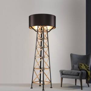 Nordic Tower Stehleuchte postmoderne Stehleuchte Wohnzimmer moderne Bodenbeleuchtung Hotelbeleuchtung Nachttischlampe Mode Stehlampe E27