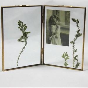 Fotorahmen Metall + Glas hochauflösend Schöner Bilderrahmen Wohnaccessoires Geschenke