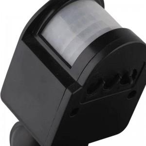 PIR 10W LED Fluter mit Linse DC / AC12V Strahler Solaranlage Garagensicherheit Bewegungssensor Time Lux einstellbar