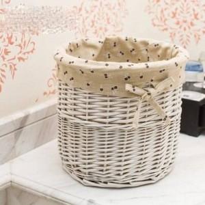 Rattan Weidenkorb Desktop Tuch Ablagekorb Stroh kleine Blumenkorb Snack Aufbewahrungsbox Kleinigkeiten Aufbewahrungsbox