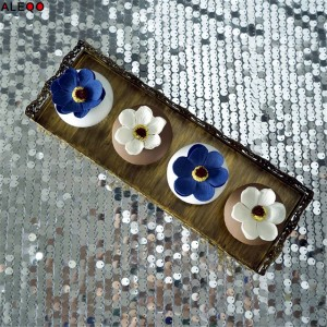 Retro Nordic Metall Bürotisch Speicherplatte Chic Elegance Vogue Gold Lace Rechteck Schreibtisch Ablage Cupcake Organizer