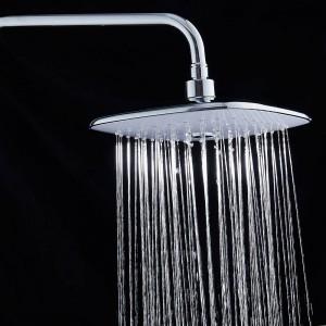 Duscharmaturen Messing Chrom Thermostat Bad Wand Badewanne Wasserhahn Regen Duschkopf Handheld Platz Mischbatterie Sets JM-625L